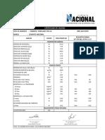 4 Certificado de Cemento Portland Tipo HS - Abril 2019