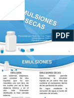 EMULSIONES SECAS 2