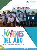 Premio Estatal Juventud QROO