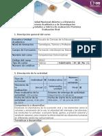 Guía de actividades y Rúbrica de evaluación - Postarea Evaluación final.pdf