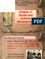 Chapter 2 Social and Cutural Devt.(3)