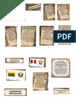 Rompecabezas de La Confederación Para Imprimir