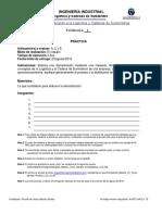 Rúbrica LCS Práctica a,C,E