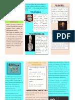 folleto de democracia