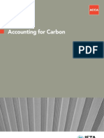 ACCA IETA Accounting for Carbon 2010