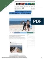 Puerto Morelos Registra Importante Acti...CA El Fin de Semana