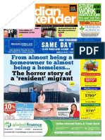 The Indian Weekender 20 August 2019 (Volume 11 Issue 27)
