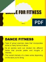 Dance for Fitness.pptx