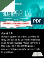 Josué 1