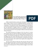 Kj37 the Axolotl Colony-Stories by Jaime an Lim