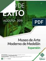 museo de arte moderno de medellin