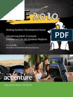 Making Symbian Development Easier with FShell