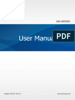 Samsung Note 8 Manual