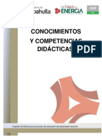 Conocimientos y competencias didacticas. Docentes.pdf