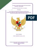 P.105-2018 Tata Cara RHL