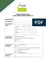 03 Formulir Pendaftaran KJSA20190802