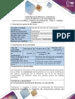 Guía de Actividades y Rúbrica de Evaluación- Paso 2-Trabajo Colaborativo 1