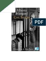 Alberto Manguel - Con Borges