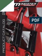 Magister Hydraulics Catalog 2018