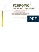 EBT3 Specifications