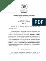 Sentencia Sl1906-2018 - Cotizaciones Al Sistema de Seguridad Social