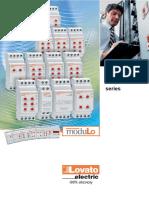 Lovato PM Catalogue