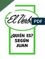1962 - El Verbo ¿Quién es Según Juan.pdf