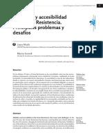 ALCALA y SCORNIK - 2015 - Movilidad y accesibilidad en el Gran Resistencia.pdf