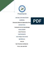 Tarea 1 Evaluacion de los Aprendizaje.docx