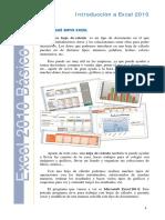 Clase 5 Introduccion a Excel 2010