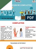 Resolución de Conflictos Aida Vargas