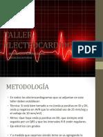 Taller Electrocardiografía