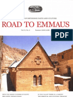 Road to Emmaus - Interveiw With Dr. George Bebawi