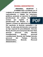 Derecho Administrativo guatemalteco II