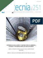 Revista Geotecnia Smig Numero 251