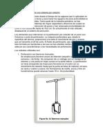 Métodos de Perforación Con Sistema Por Rotación