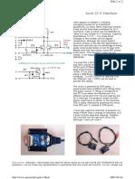 Simple Icom CI-V Interface