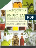238782312 Enciclopedia de Las Especias PDF