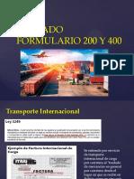 FORMULARIO 200 Y 400