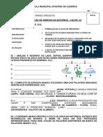 Avaliação de Ciências - ESTADOS FÍSICOS DA ÁGUA, A QUALIDADE DA ÁGUA, CICLO DA ÁGUA.docx