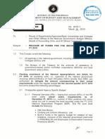 Circular Letter No 2019 7
