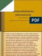 desenvolvimento psicossexual da criança