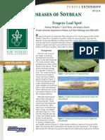Diseases of Soybean