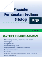 4 SiHis_Prosedur Pembuatan Sediaan Sitologi