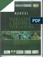 Manual de Viticultura y Gestion de Viticultura III