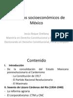 Problemas Socioeconomicos y Politicos de México