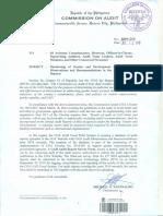 COA Memorandum 2019-013