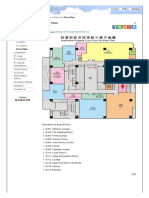 Taiwan Specialized IP Court- Floor Plan