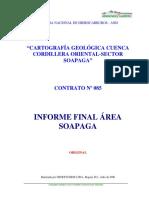 Cartografia Geologica Soapaga-c.oriental 2005 Resaltado