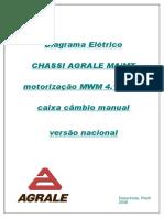AGRALE MA15-Diagrama Electrico MA